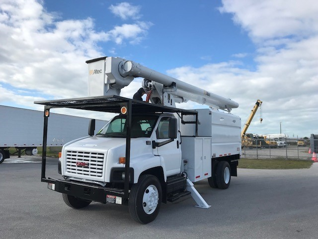 2006 GMC C7500 Forestry SOLD