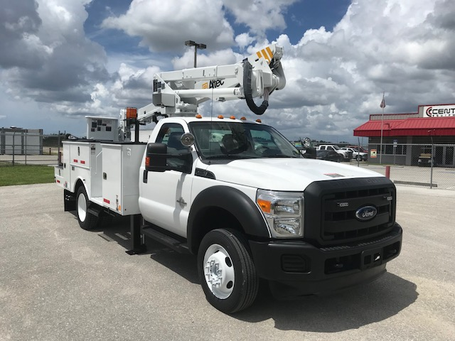 Stock # 23684  2013 Ford F550 Bucket Truck  SOLD
