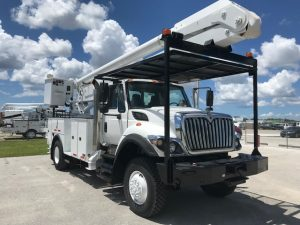Used Forestry Bucket Trucks for Sale | CentecEquipmentSales.com