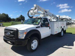 Preowned Bucket Trucks | CentecEquipmentSales.com